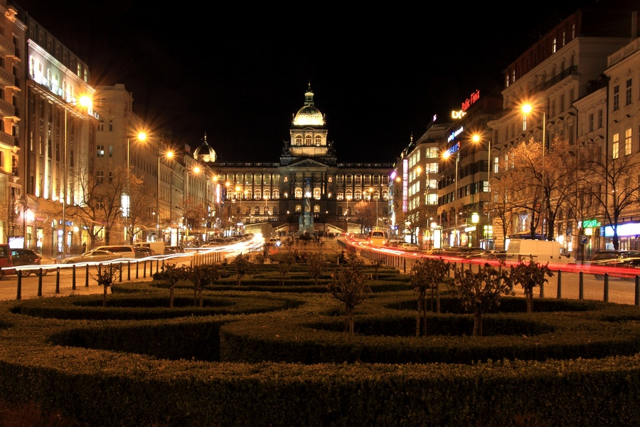 Vaclav square