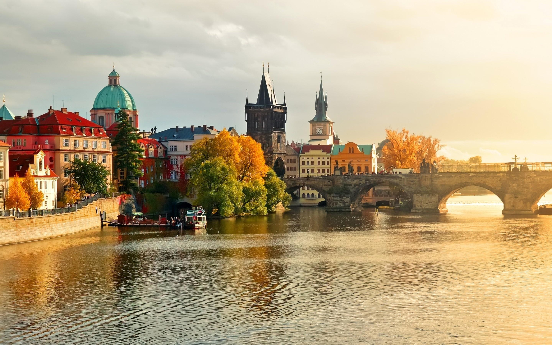 ผลการค้นหารูปภาพสำหรับ แม่น้ำวัลตาวา (Vltava River)