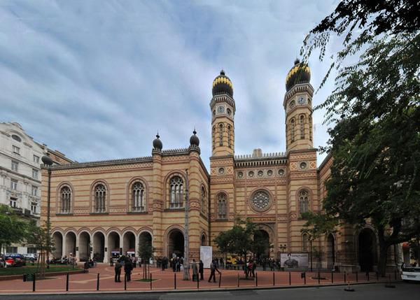 dohany synagoge
